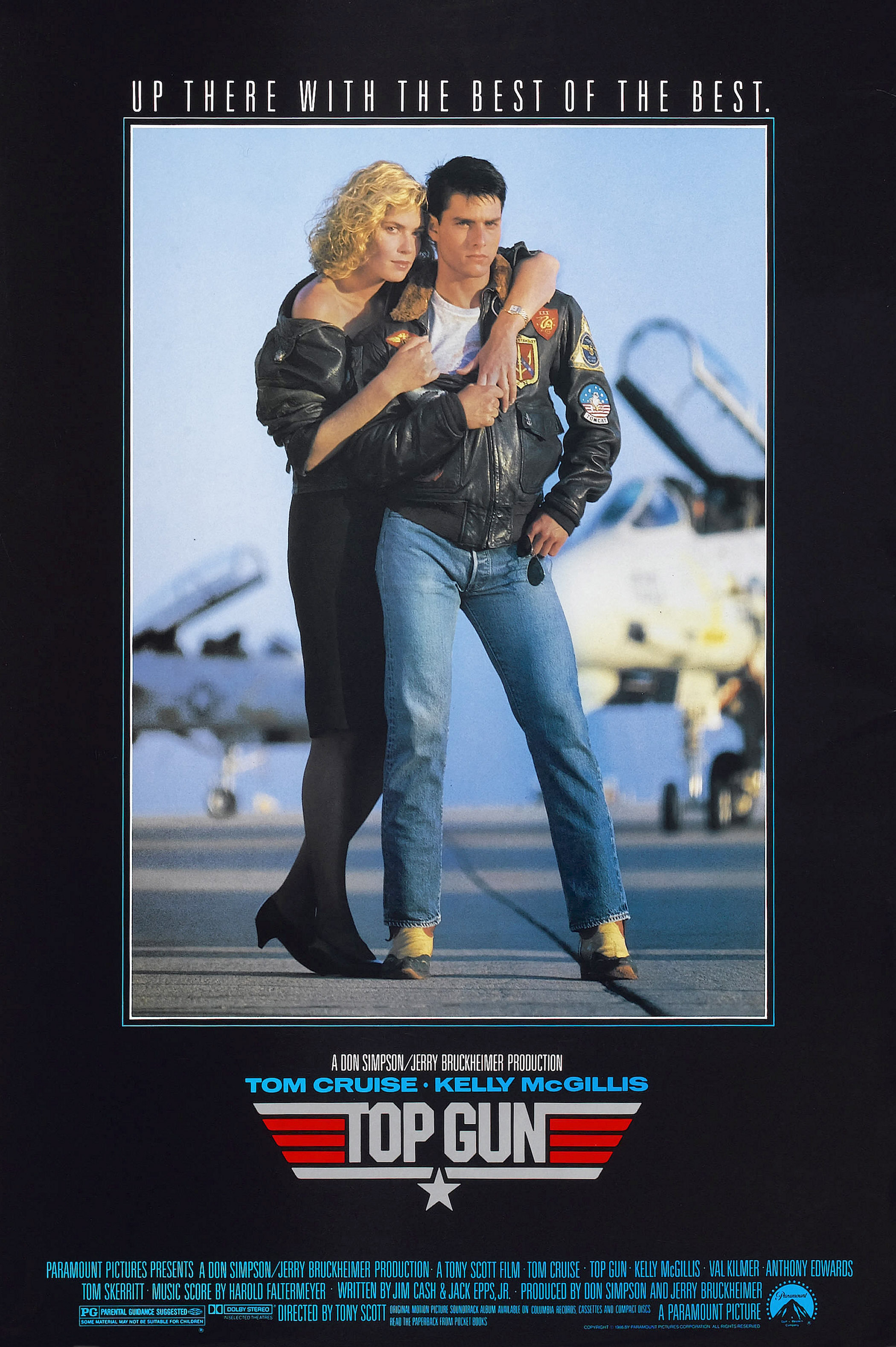 Top gun movie posters for sale