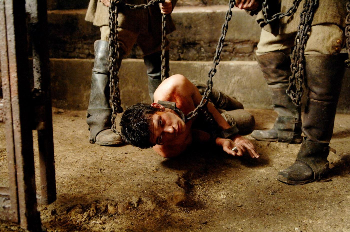 кадры из фильма Парфюмер: История одного убийцы Бен Уишоу,