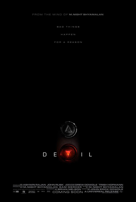 плакат фильма тизер Дьявол