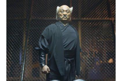 кадры из фильма Теккен Кэри-Хироюки Тагава,