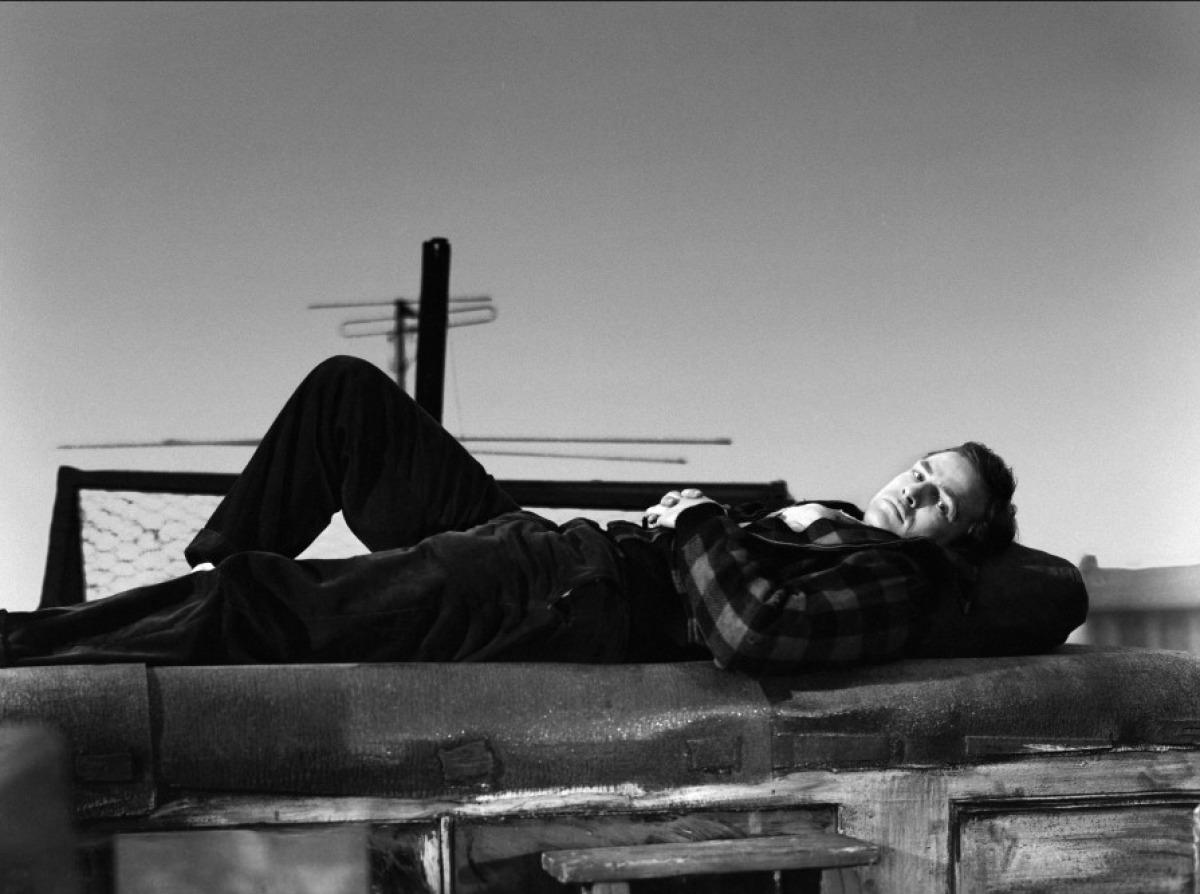 кадры из фильма В порту Марлон Брандо,