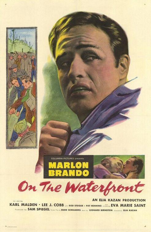 плакат фильма В порту