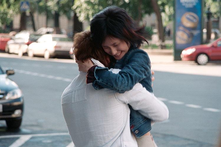 кадры из фильма Поцелуй бабочки