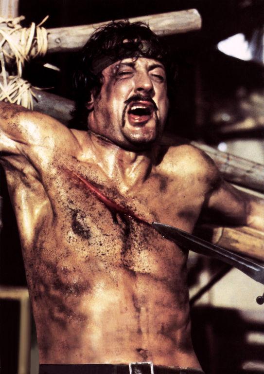 Фильмы сильвестр сталлоне первая кровь сумерки как снимали фильм роды беллы