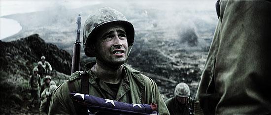 кадры из фильма Флаги наших отцов