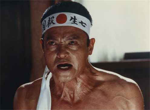 кадры из фильма Мисима: Жизнь в четырёх главах Кен Огата,