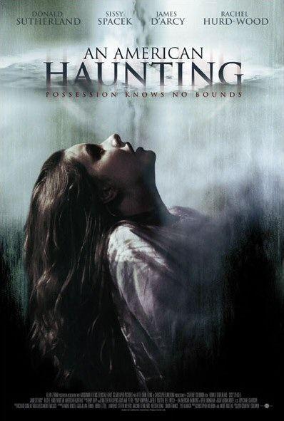 плакат фильма постер Призрак Красной реки