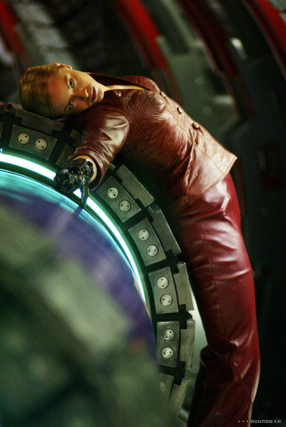 кадры из фильма Терминатор 3: Восстание машин Кристанна Локен,