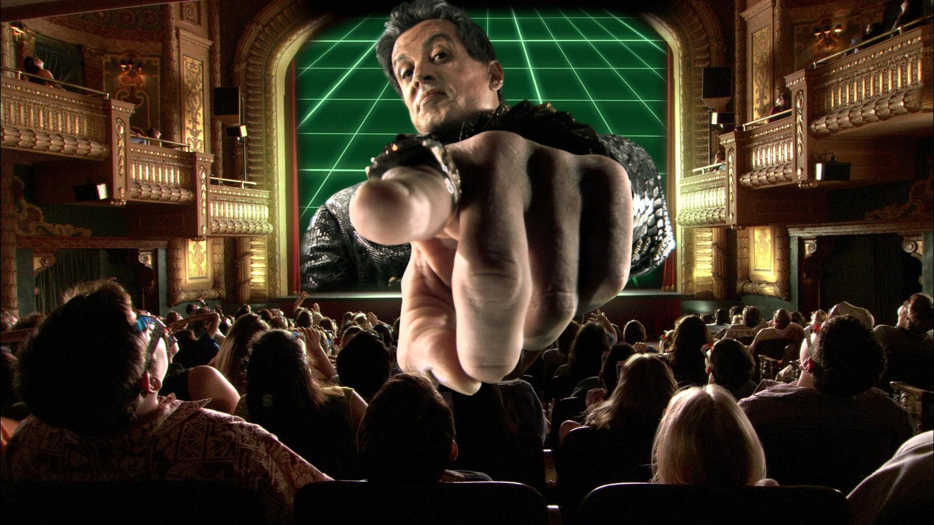 промо-слайды Дети шпионов 3D: Игра окончена Сильвестр Сталлоне,