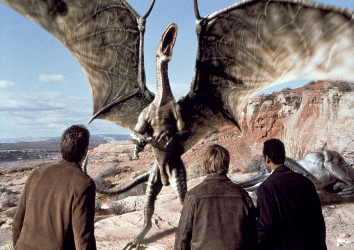 кадры из фильма Эволюция