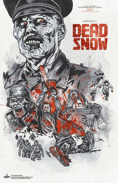 плакат фильма другие Операция «Мертвый снег»