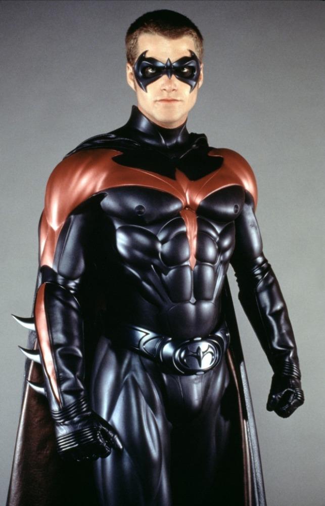 промо-слайды Бэтмен и Робин Крис О'Доннелл,