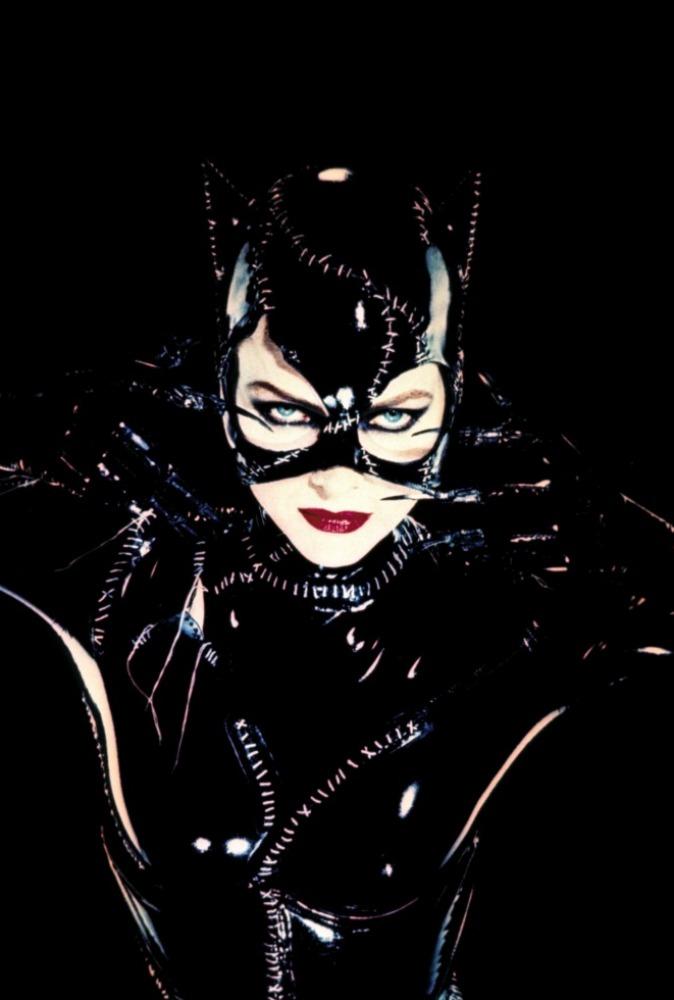 промо-слайды Бэтмен возвращается Мишель Пфайффер,