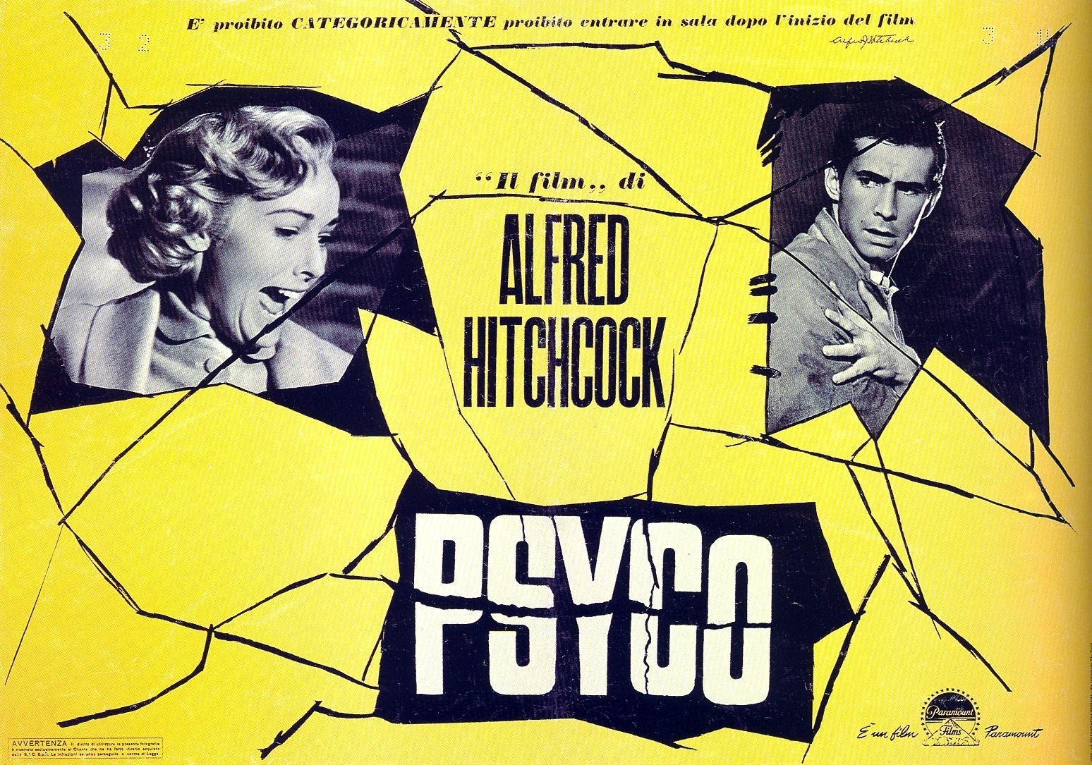 «Психо» — 1960