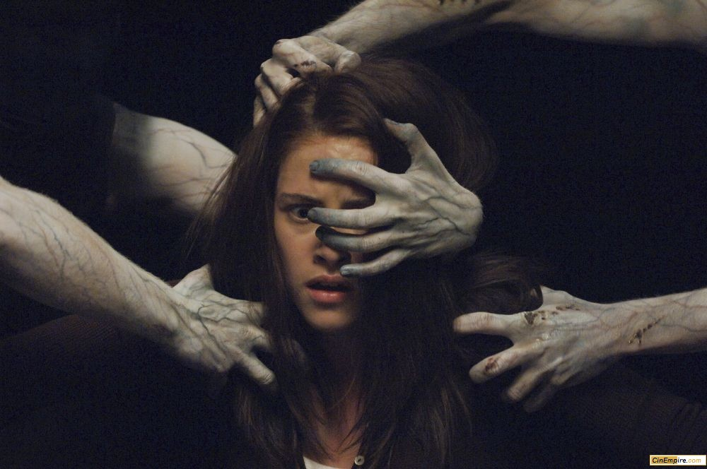 кадры из фильма Посланники