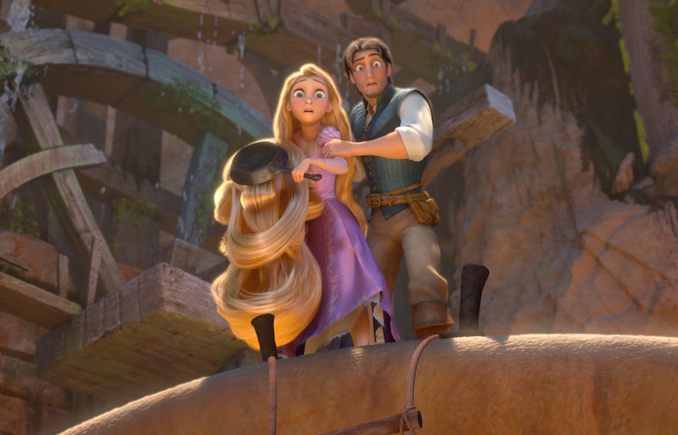 an examination of rapunzels hero journey
