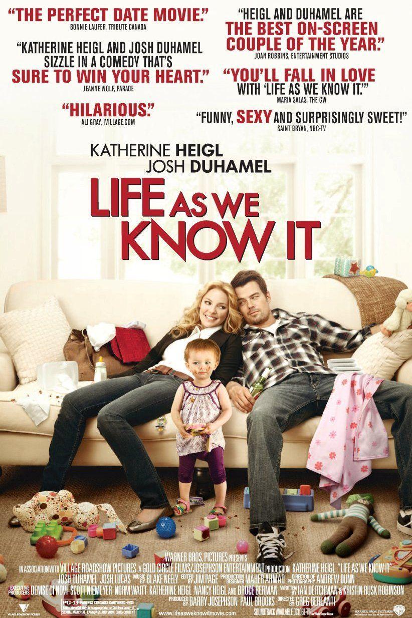 плакат фильма постер Жизнь, как она есть
