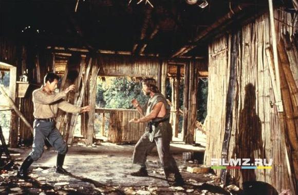 кадры из фильма Пропавшие без вести 2: Начало Чак Норрис, О Сон-Тэк,