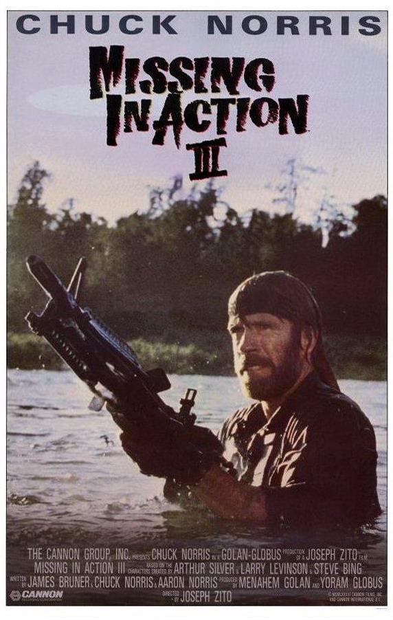 плакат фильма постер Брэддок: Пропавшие без вести III