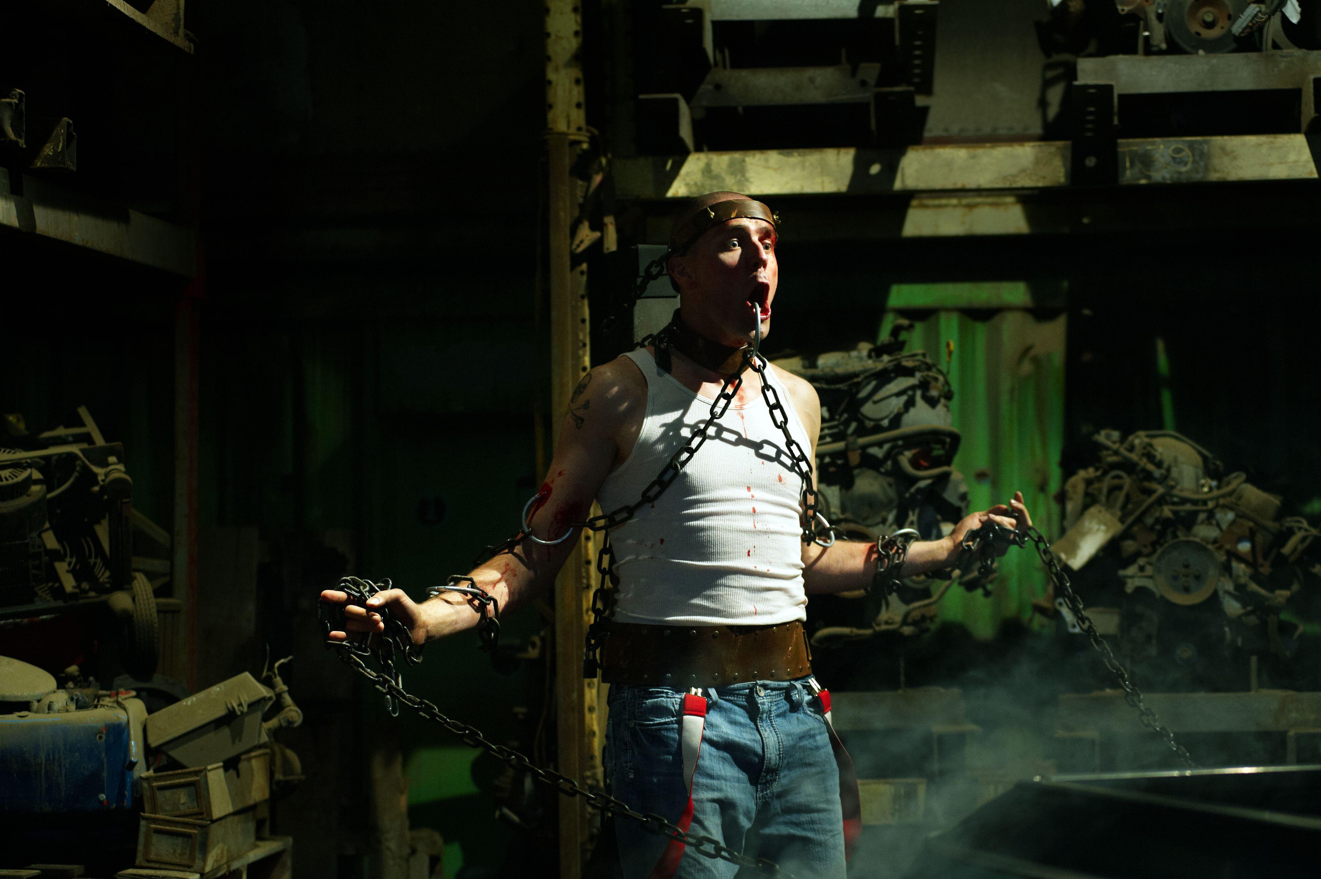 кадры из фильма Пила VII 3D
