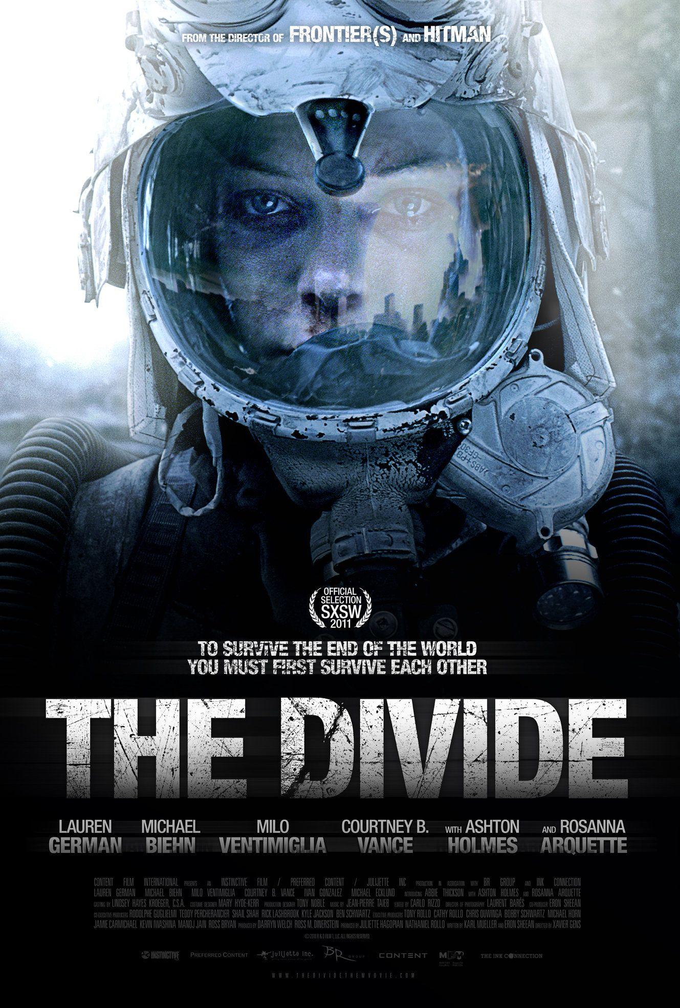 плакат фильма постер Разделитель