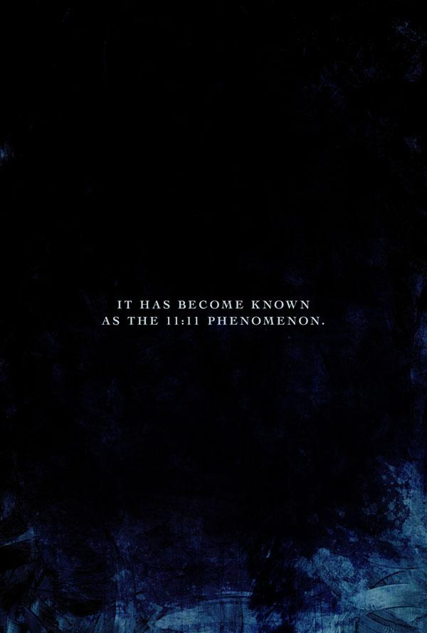 плакат фильма тизер 11.11.11