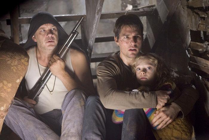 кадры из фильма Война миров Тим Роббинс, Дакота Фэннинг, Том Круз,