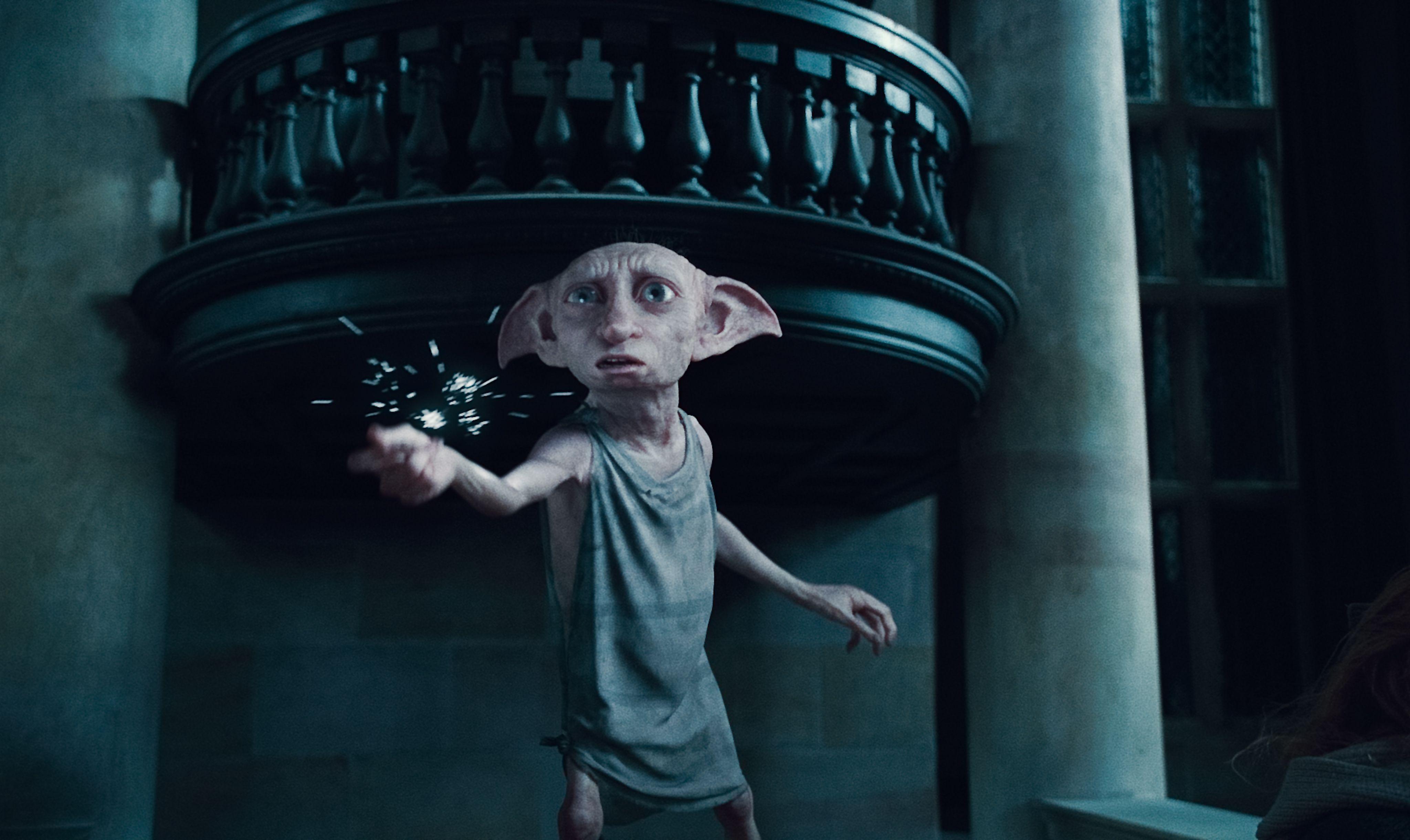 кадры из фильма Гарри Поттер и Дары Смерти: Часть первая Тоби Джонс,