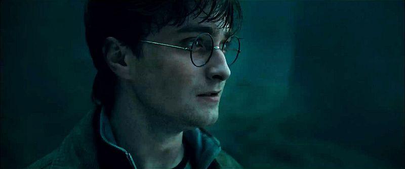 кадры из фильма Гарри Поттер и Дары Смерти: Часть вторая Дэниэл Рэдклифф,