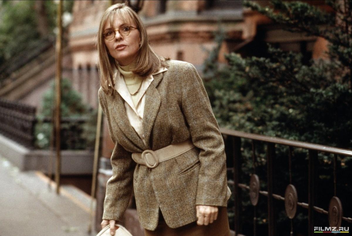 кадры из фильма Загадочное убийство на Манхэттене Дайан Китон,