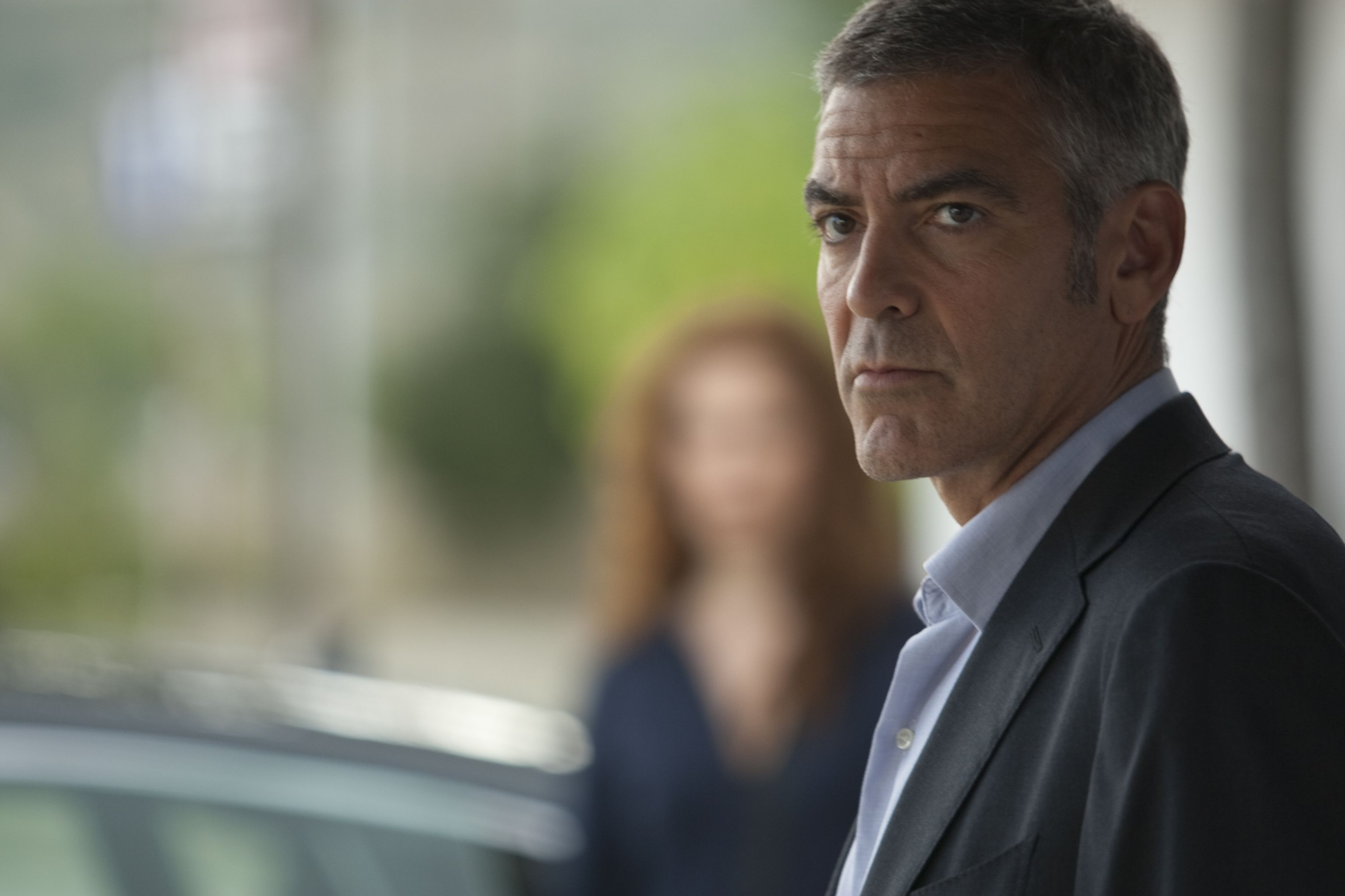 кадры из фильма Американец Виоланте Плачидо, Джордж Клуни,