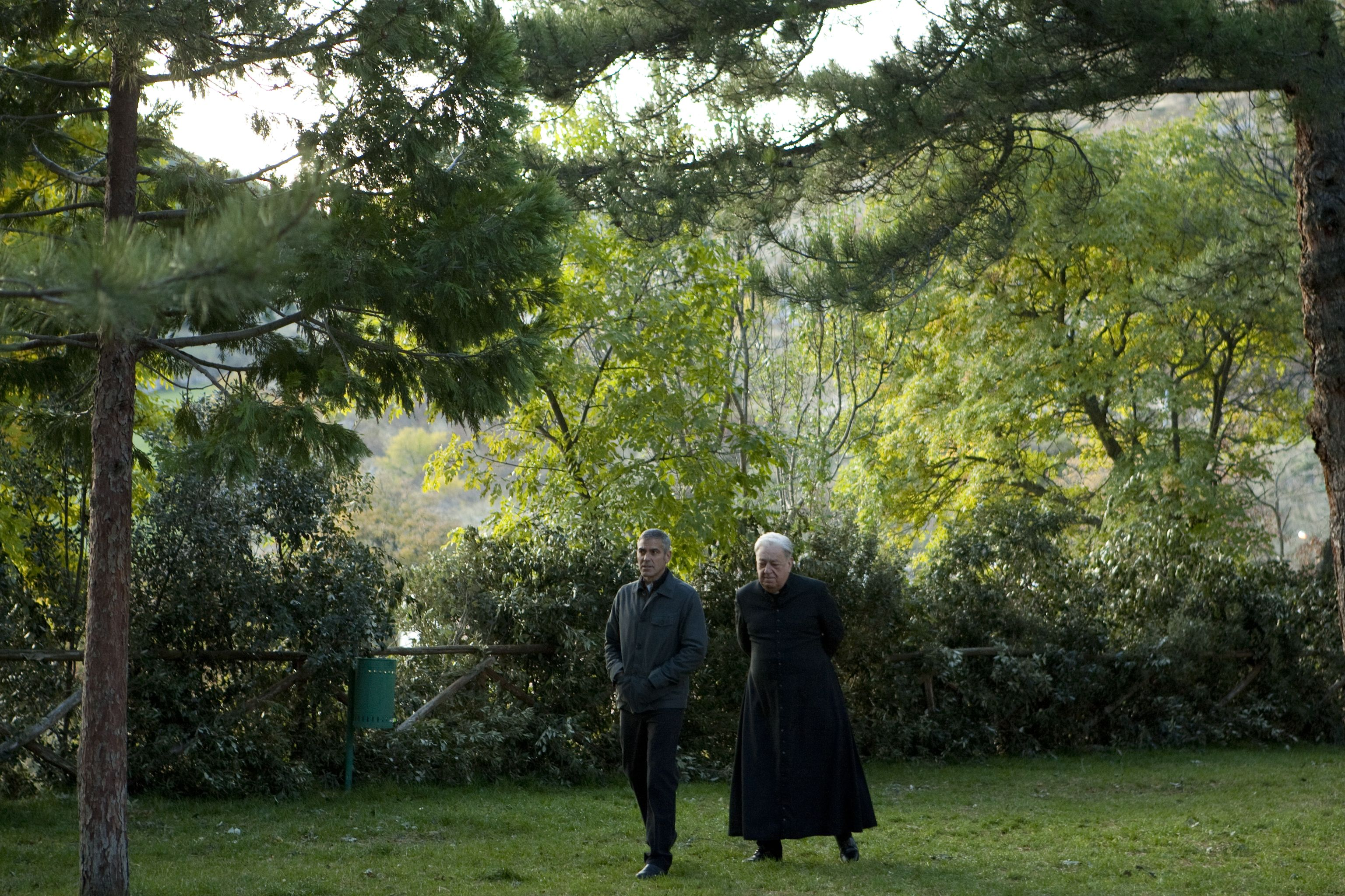 кадры из фильма Американец Джордж Клуни, Паоло Боначелли,