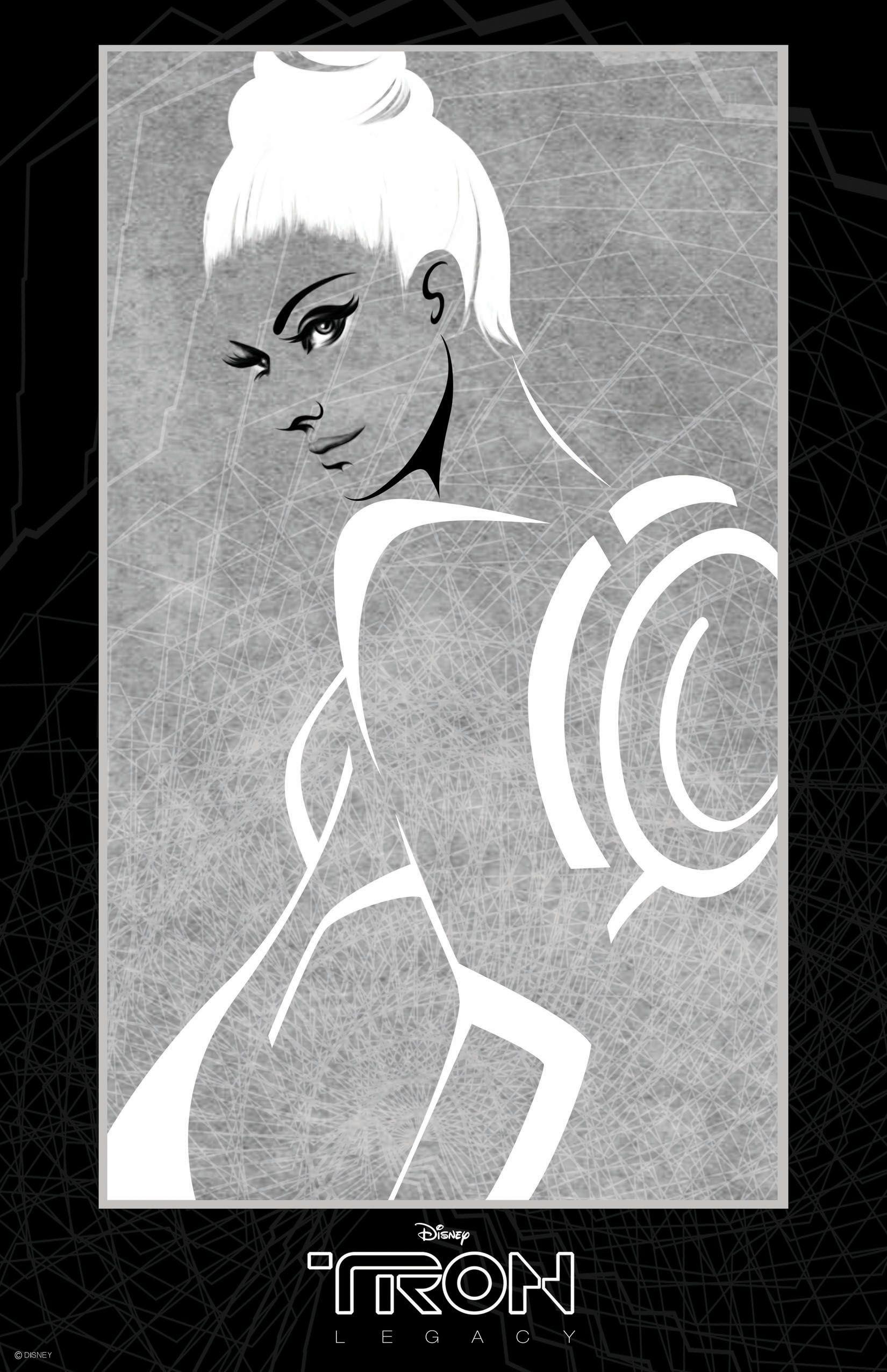 концепт-арты Трон: Наследие