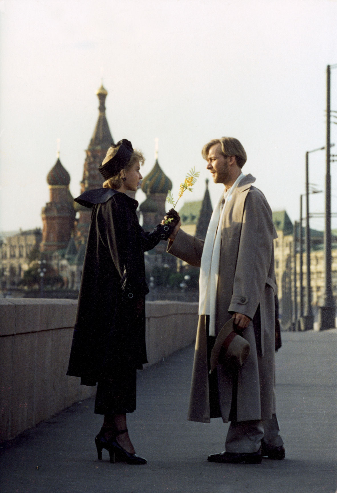 кадры из фильма Мастер и Маргарита Анастасия Вертинская, Виктор Раков,