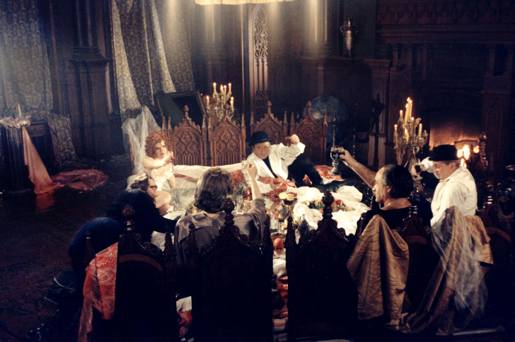 кадры из фильма Мастер и Маргарита