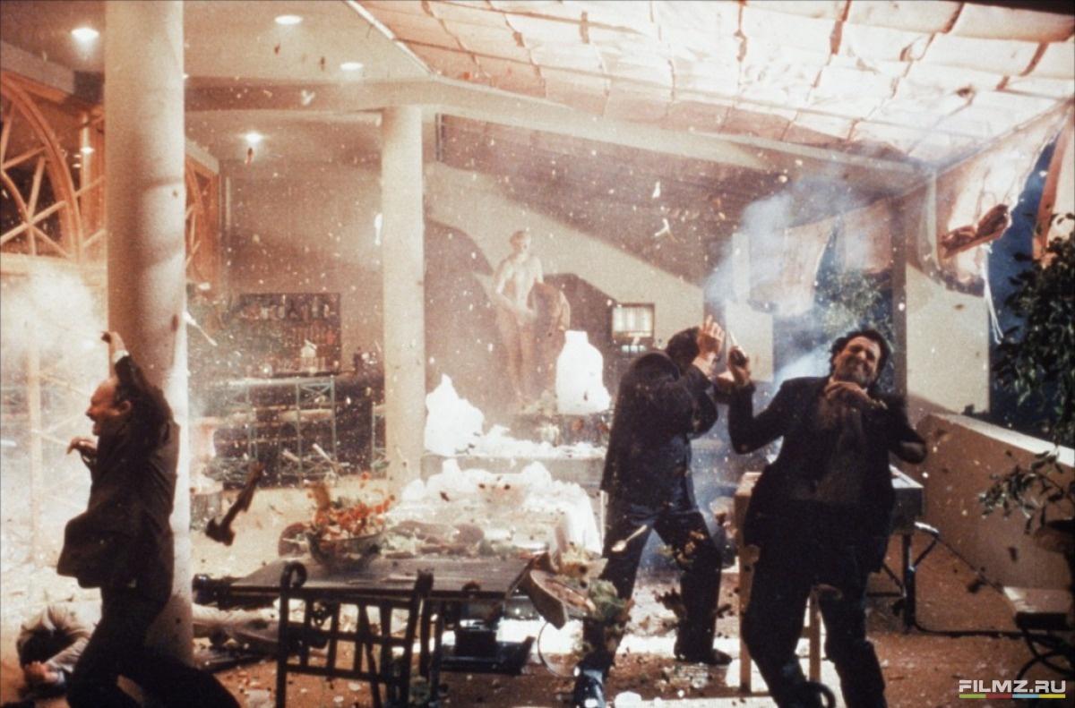 кадры из фильма Крестный отец, часть III