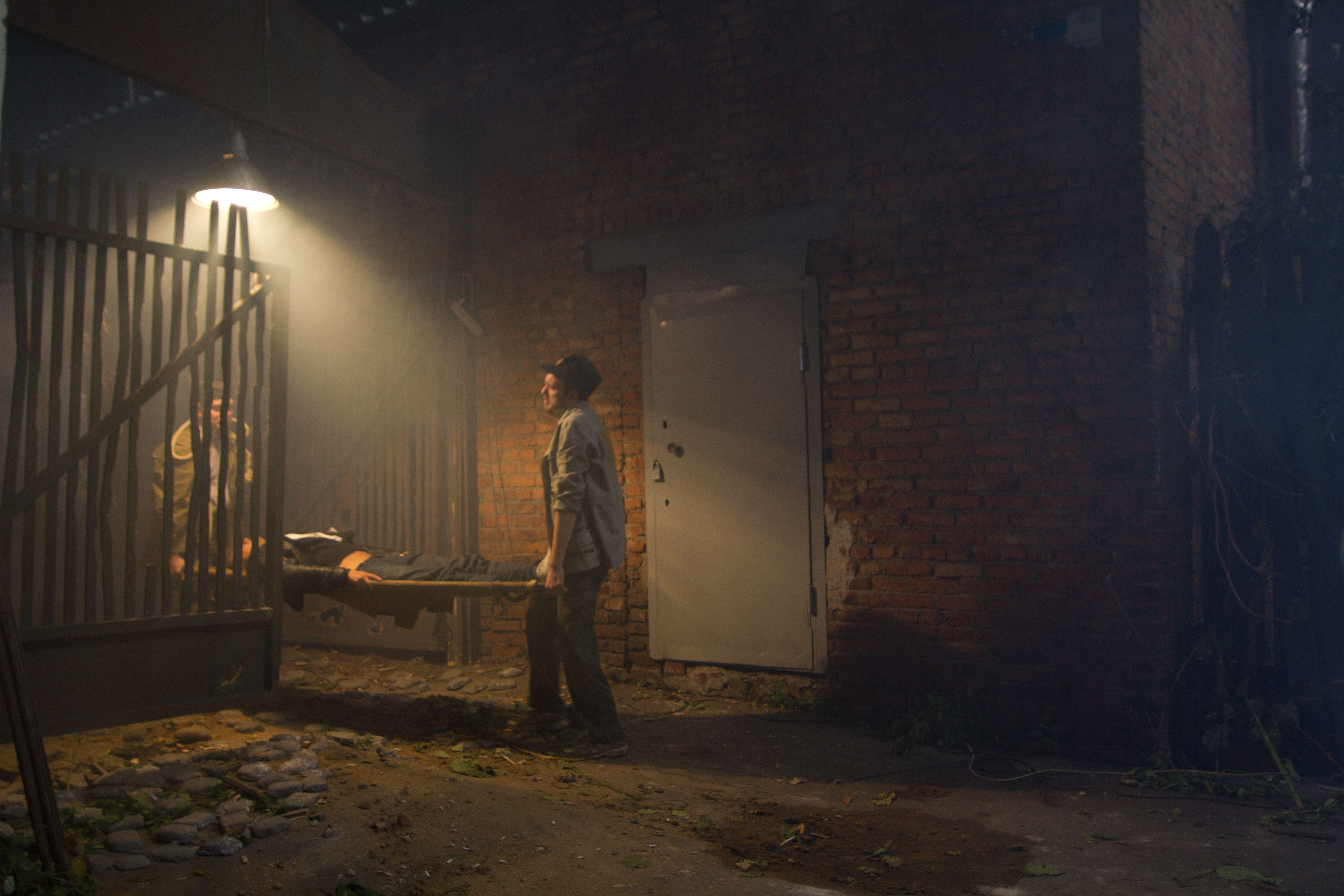 кадры из фильма Вдребезги