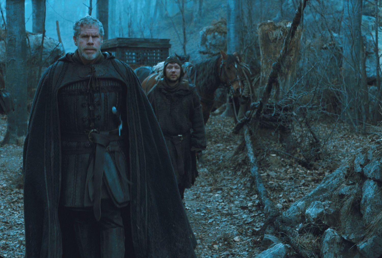 Filmz.ru: Время ведьм Фотогалерея кадры из фильма Рон Перлман ...