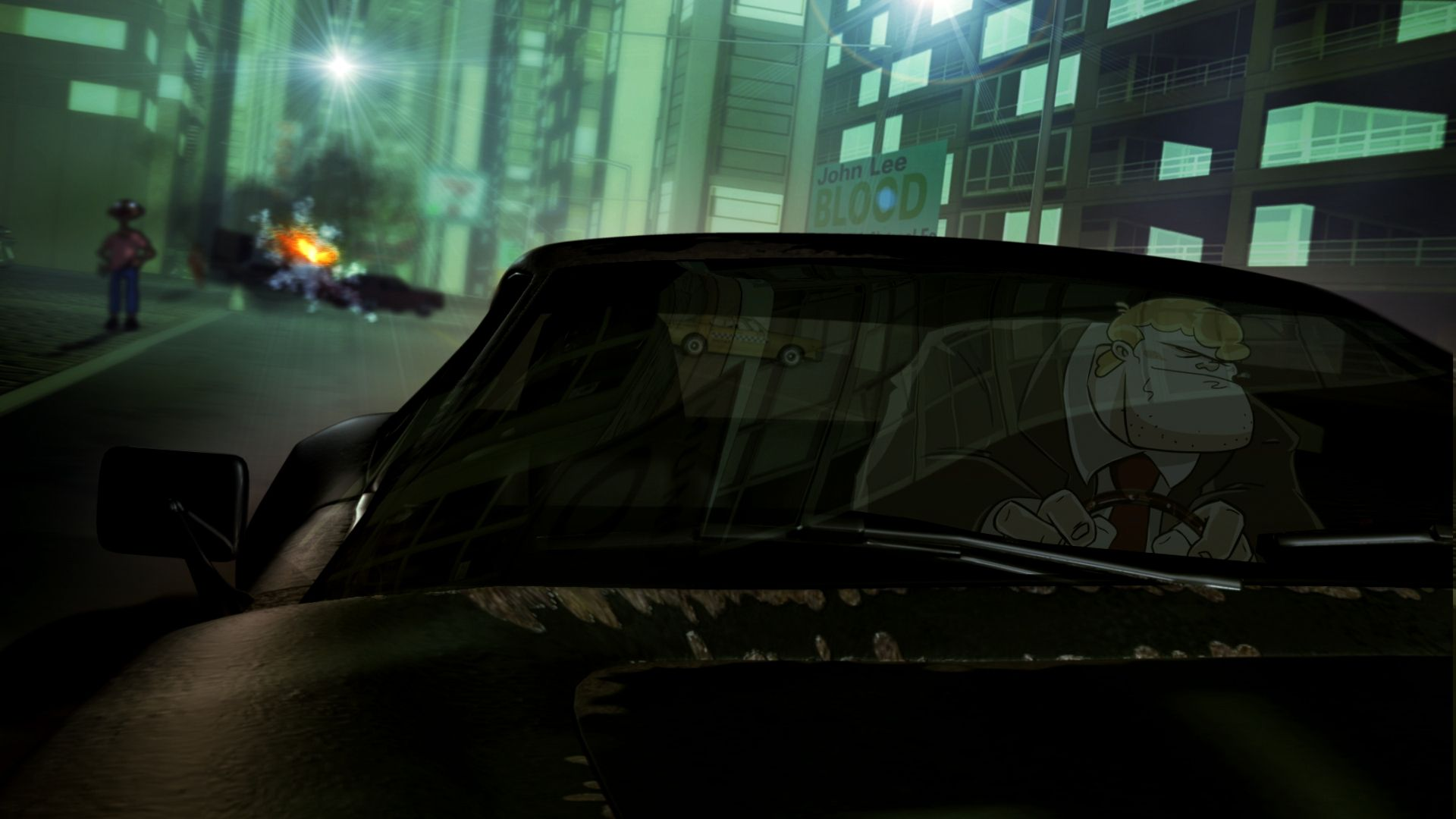кадры из фильма Бугай 3D