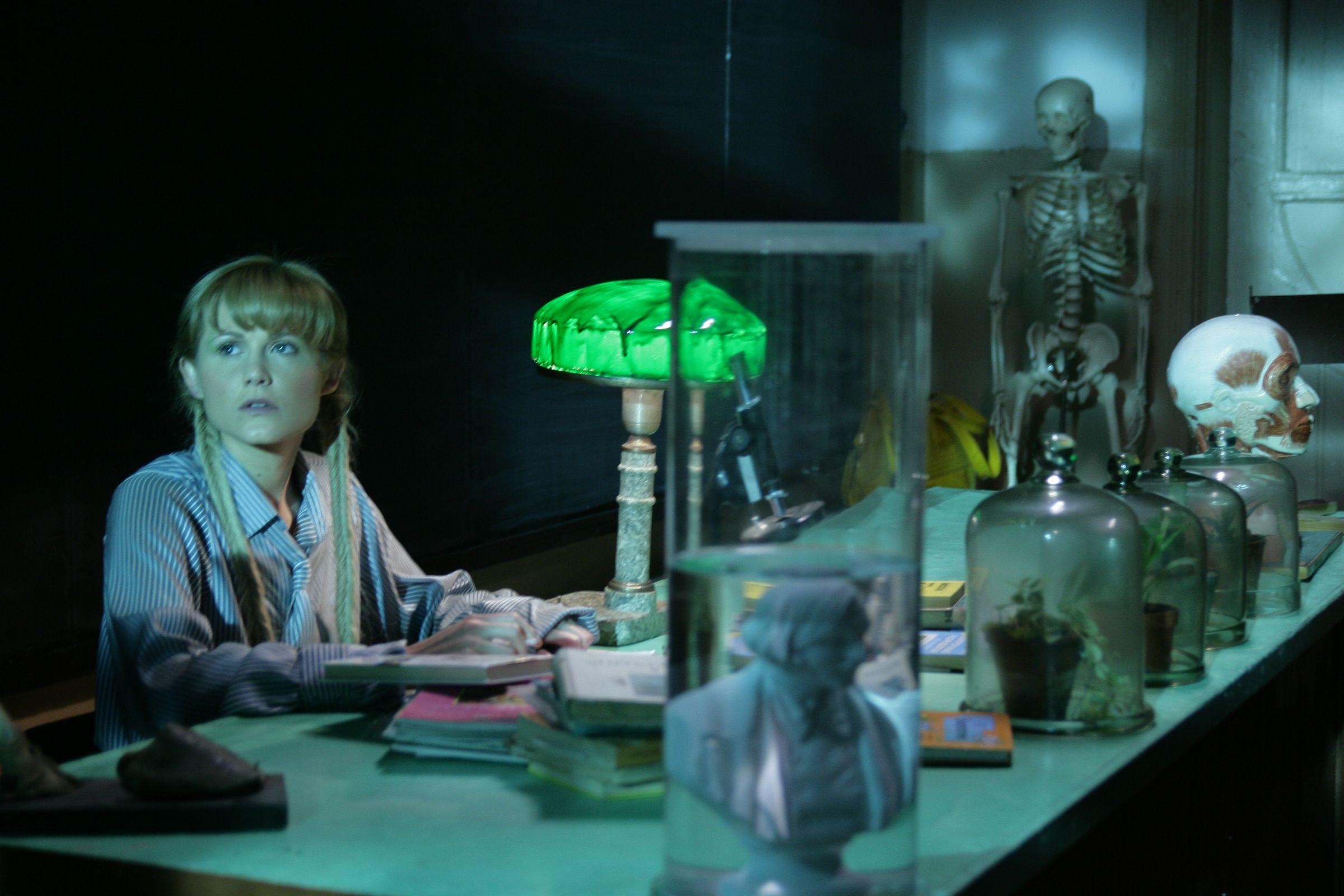 кадры из фильма Сказка. Есть