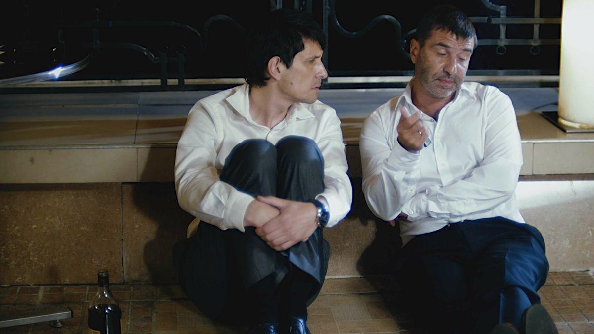 кадры из фильма Сатисфакция Денис Бургазлиев, Евгений Гришковец,