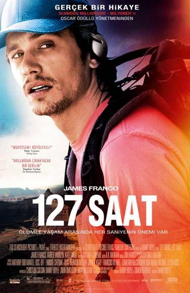 плакат фильма постер 127 часов