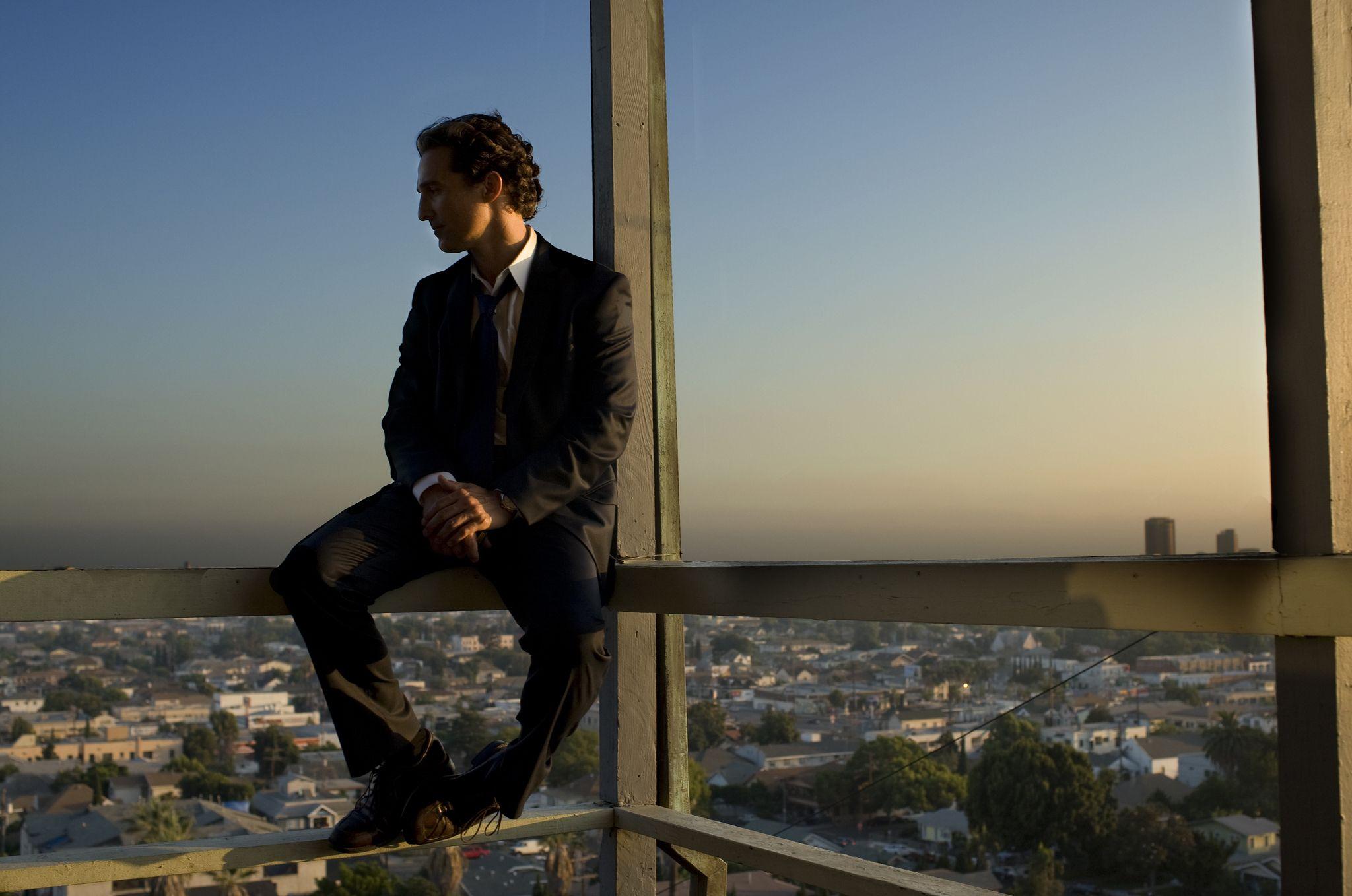 кадры из фильма Линкольн для адвоката Мэтью Макконахи,