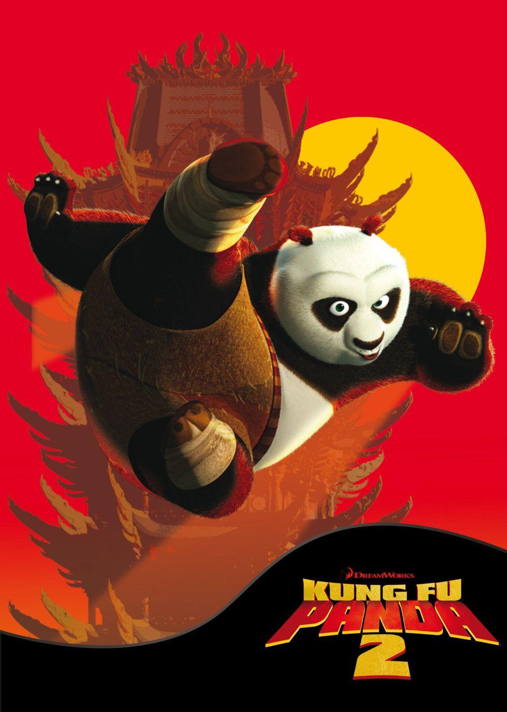 Кунг-фу Панда 2 - смотреть онлайн мультфильм