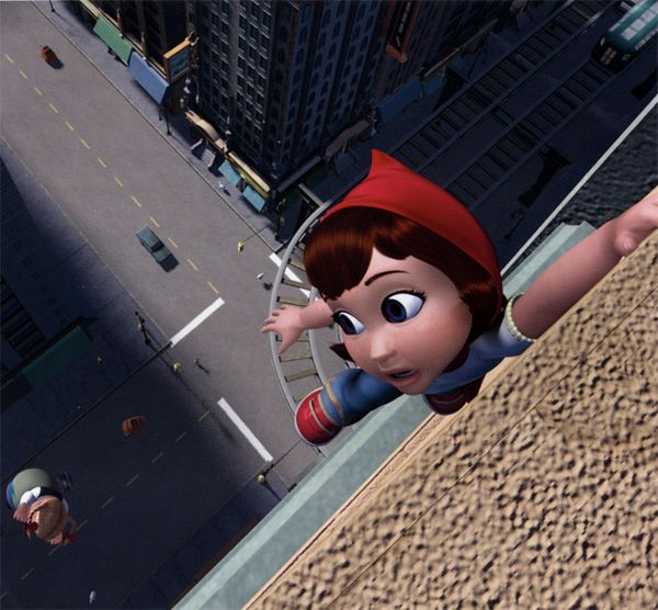 кадры из фильма Красная Шапка против зла