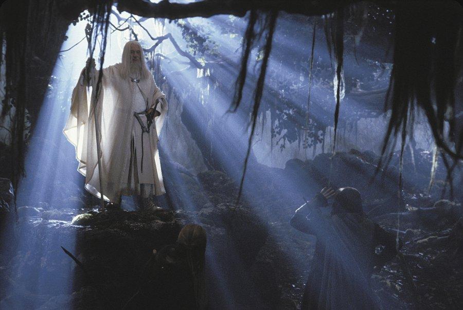 кадры из фильма Властелин Колец: Две крепости Иэн МакКеллен,