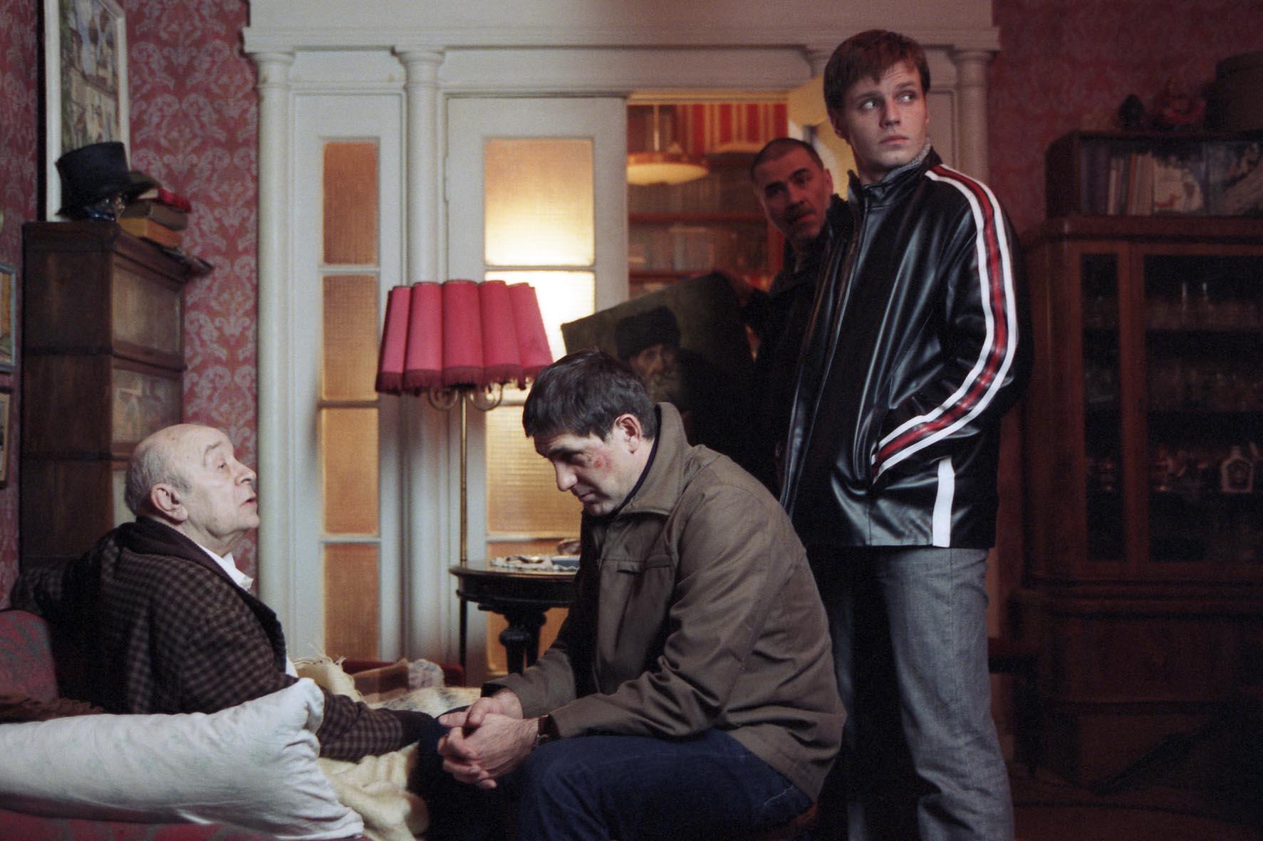 кадры из фильма Простые вещи