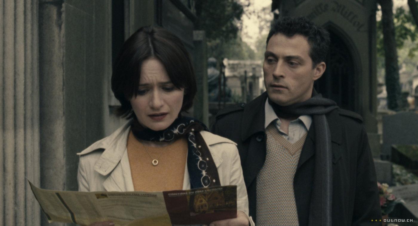кадры из фильма Париж, я люблю тебя