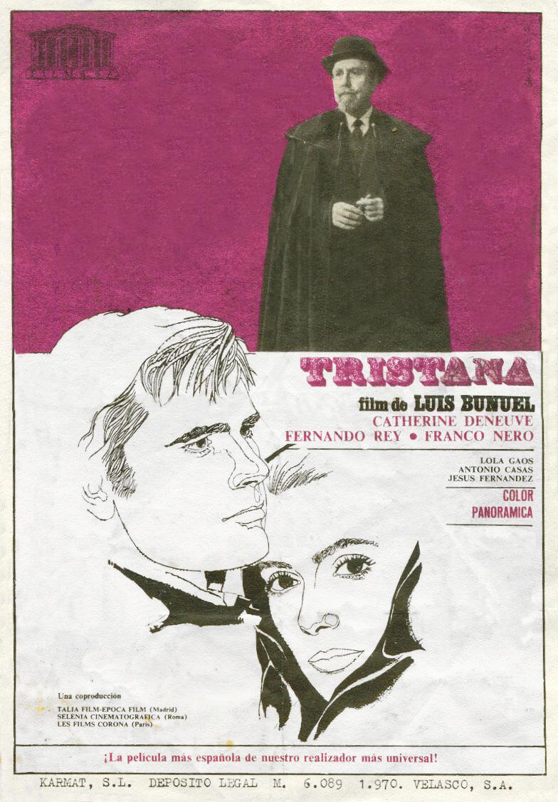 плакат фильма постер Тристана