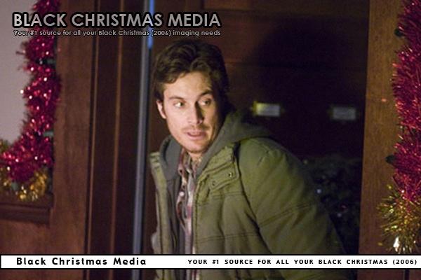 кадры из фильма Черное Рождество